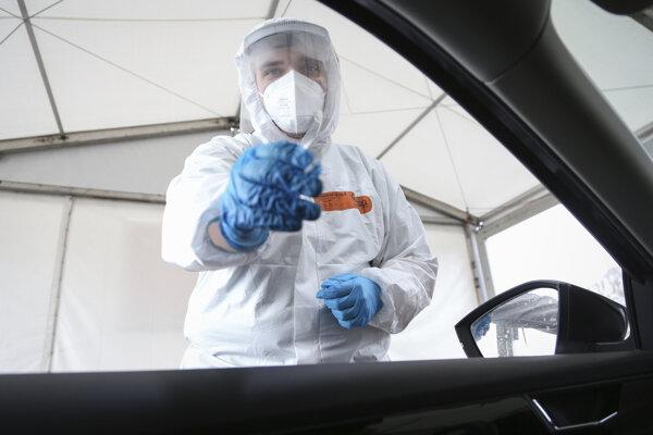 V Nemecku vzniklo aspoň 15-tisíc testovacích miest.