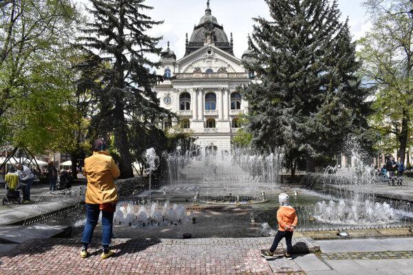 Hrajúcu fontánu čaká modernizácia.