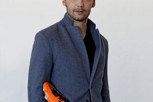 Futbalista Marek Jankulovski.