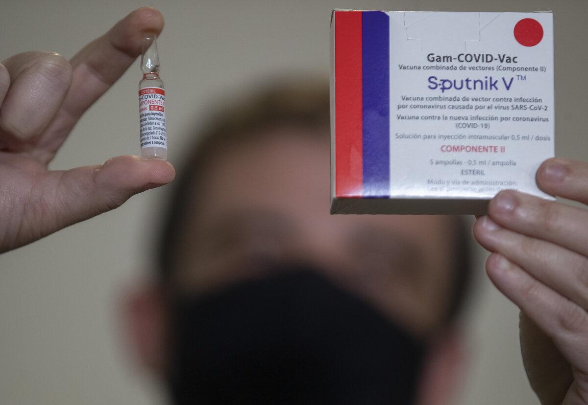 Očkovanie vakcínou Sputnik V sa na Slovensku končí 31. augusta - SME