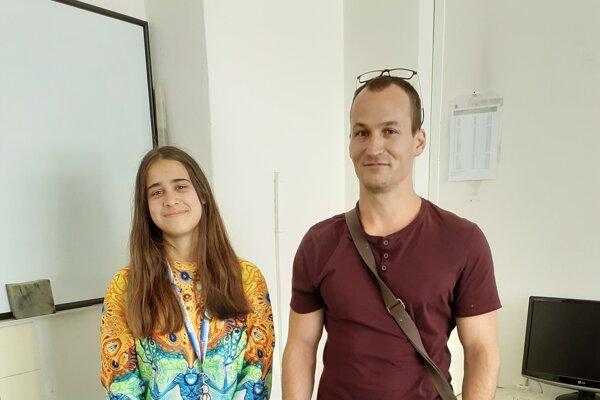 Lesana Behanová a Drahomír Šťastný.