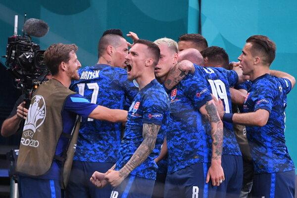 Slovensko na EURO 2020 / 2021.