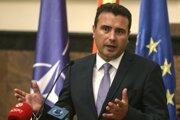 Premiér Severného Macedónska Zoran Zaev.