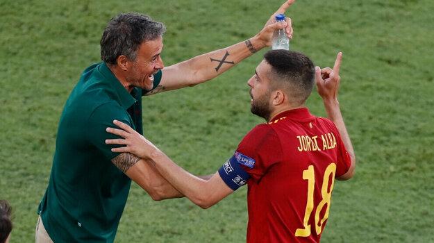 Španieli sa zatiaľ na EURO 2020 trápia. Slovensko potrebujú nutne zdolať.