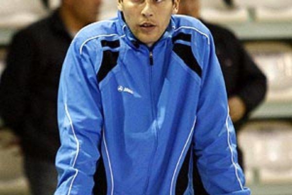 Michal Kuruc pôsobí na lavičke rezervy FC Nitra od leta 2010.