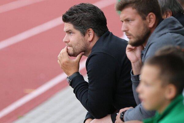 Manažér klubu Lukáš Varga