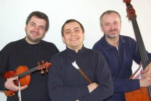 Na NHJ v synagóge sa v nedeľu 25. marca predstaví Pacora trio.