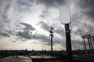 Vysielače pre piatu generáciu bezdrôtových systémov 5G