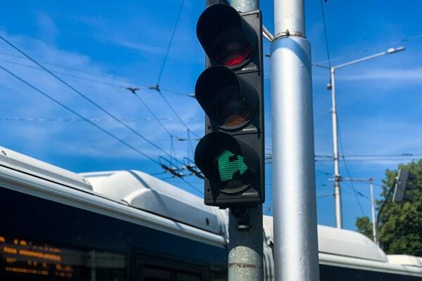V Banskej Bystrici obnovia svetelné križovatky.