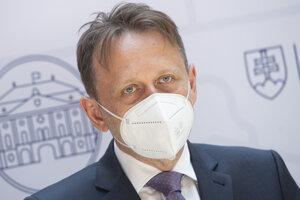 Minister pôdohospodárstva Samuel Vlčan.