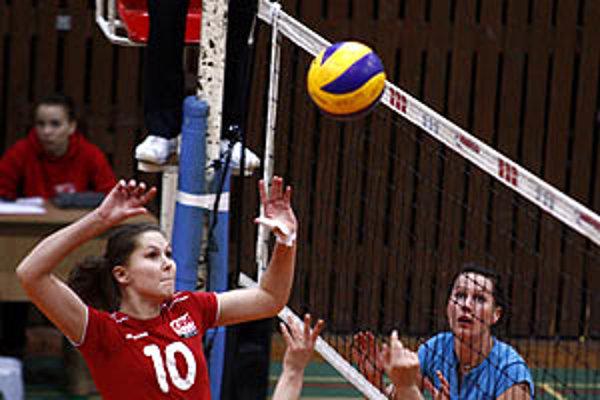 Hráčky COP potrápili silného súpera z Bratislavy.