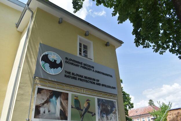 Slovenské múzeum ochrany prírody a jaskyniarstva v Liptovskom Mikuláši záujme malých aj veľkých.