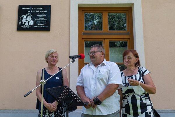Zlatka Kušnírová a Kuciakovci sú ako jedna rodina.
