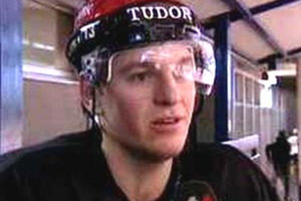 Juraj Kolník v minulosti hrával vo Švajčiarsku v drese Servette Ženeva.