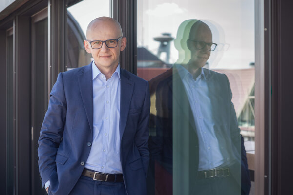 Marián Christenko, generálny riaditeľ ewia, a.s.