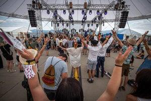 Festival Pohoda sa na trenčianskom letisku tento rok koná od 7. do 11. júla.