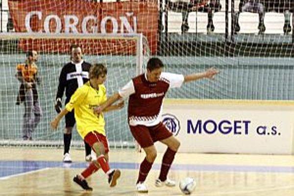 V utorok boli v akcii aj obhajcovia trofeje z Výčap-Opatoviec.