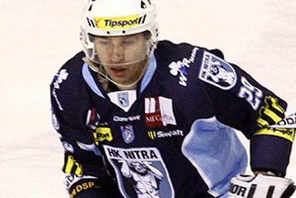 Tomáš Chrenko už nechce hrať za Nitru.