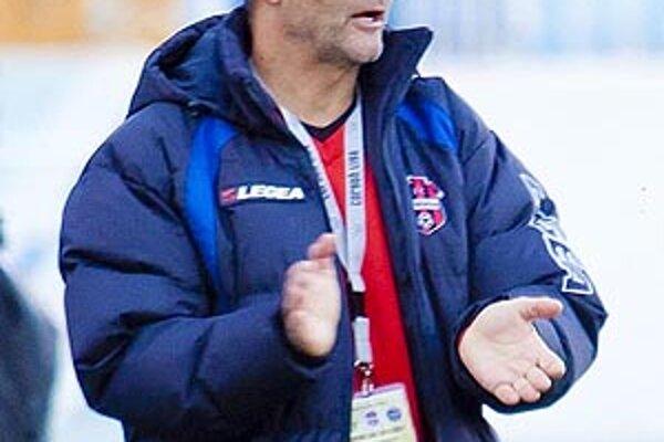 Juraj Jarábek je spokojný, veď FC ViOn je len tri body od vedúcej Žiliny.