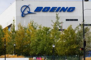 Spoločnosť Boeing.