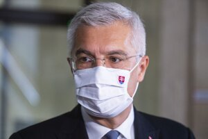 Minister zahraničných vecí a európskych záležitostí SR Ivan Korčok.
