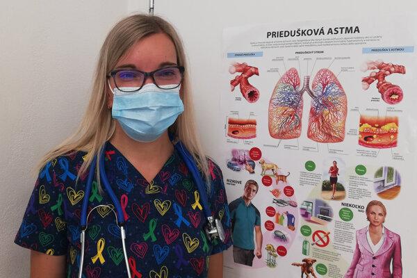 Po prestávke opäť začína v Detve fungovať pľúcna ambulancia, ktorá bola pre vytopenie priestoru od jari zatvorená. Doktorka Jana Makasová tak bude ordinovať v priestoroch detvianskej polikliniky.