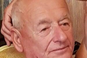 Nezvestný 75 ročný Ivan Jurík zPrievidze.