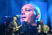 Na koncerte po výbuchu bytovky na Mukačevskej v Prešove.