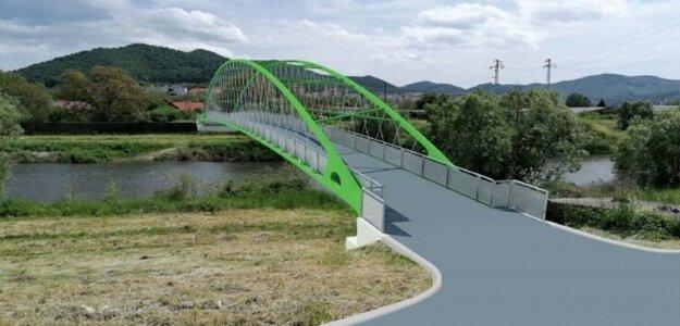 O podobe cyklomosta hlasovali v ankete na mestskej webovej stránke Humenčania. Vyhral cyklomost s oblúkom.