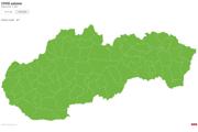 Rozdelenie okresov (rozdelenie okresov)