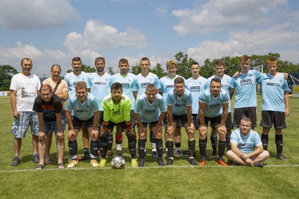 Futbalisti Prosieka