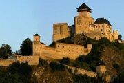 Trenčiansky hrad.