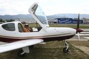 Lietadlo typu Advantic WT10.
