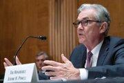 Šéf Fed-u Jerome Powell.