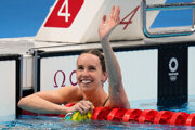 Plavkyňa Tatjana Schoenmakerová dosiahla na OH v Tokiu 2020 svetový rekord.