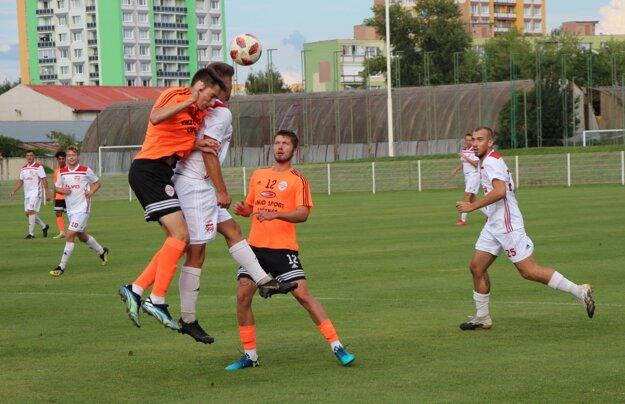 Z pohárového derby medzi Rimavskou Sobotou a Lučencom