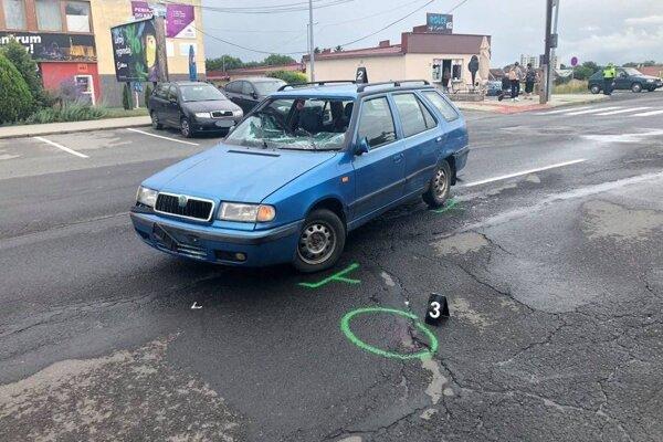 Za volantom sedel 71-ročný vodič.