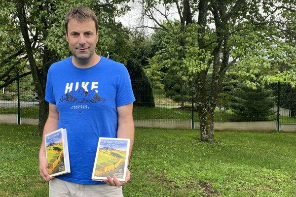 Milan Horňák, autor textov v novej knihe S batôžkom po Turci.