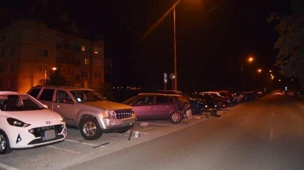 Šesť majiteľov áut v Košiciach má hlavy v smútku.