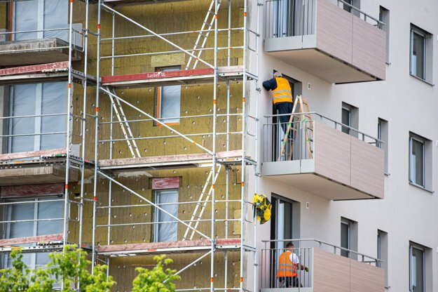 Záujem o stavebné sporenie klesá.