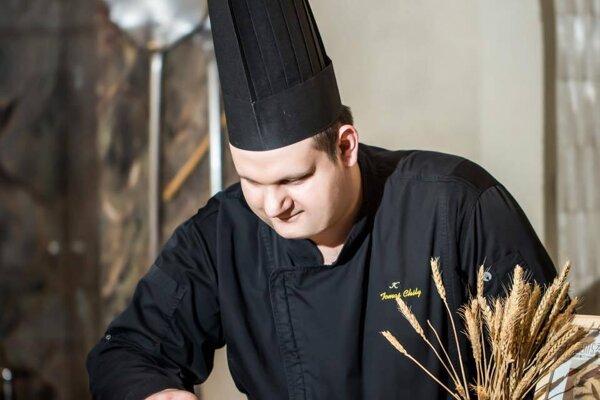 Tomáš Chilý patrí k najlepším slovenským kuchárom.