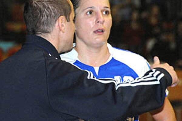 Katarína Dubajová za Šaľu v novej sezóne hrať nebude.