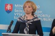 Elena Prokopová, hlavná odborníčka Ministerstva zdravotníctva SR pre všeobecnú starostlivosť o deti a dorast.