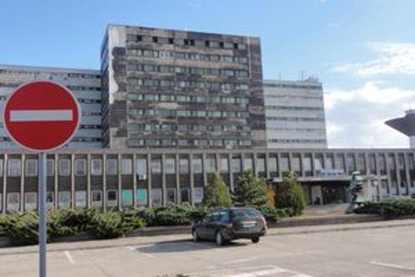 Nemocnica sv.Lukáša v Galante.