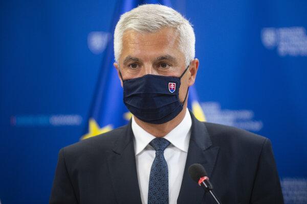 Minister Ivan Korčok.
