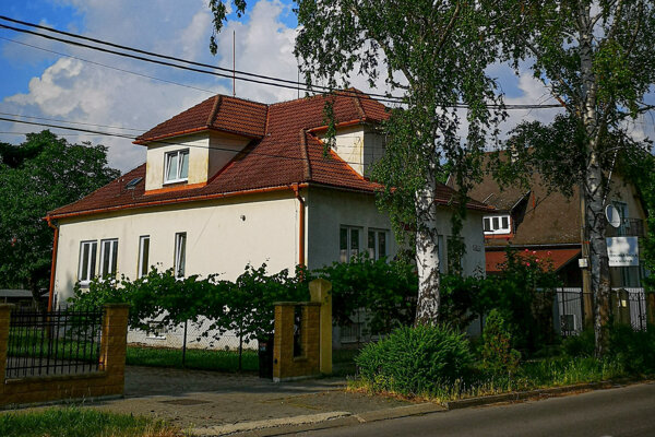 Dom M. Fulekovej na Vansovej ulici.