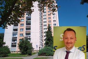 Firma mestského poslanca Radovana Geciho michalovskú bytovku po výpovedi z nájmu neopustila ani po rokoch.