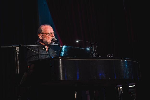 Vašo Patejdl bol jedným z hlavných hostí 75. ročníka obľúbeného festivalu Hudobné leto.