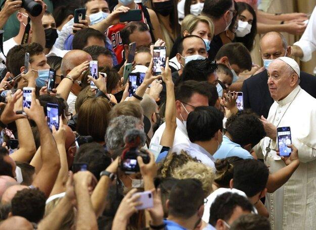Pápeža Františka čaká návšteva Slovenska.