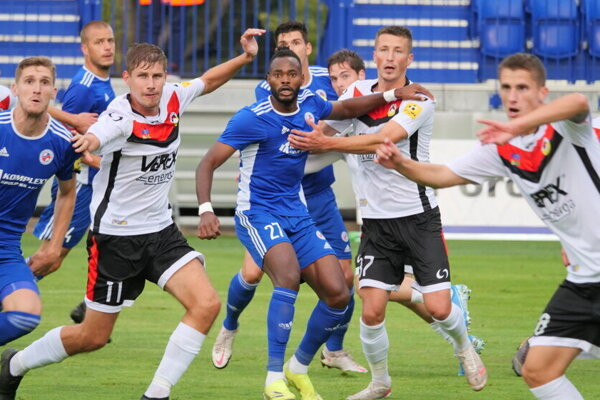 MFK Tatran Liptovský Mikuláš - FK Senica 1:2 (1:1)
